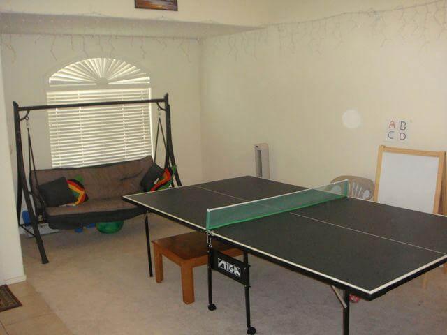 Kích thước phòng đặt bàn bóng bàn